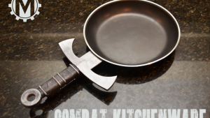 crowfunding for combat kitchen ware